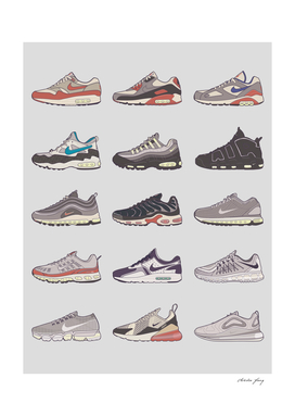 The Evolution of Air Max
