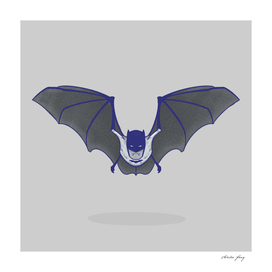 Halfsies: Batman