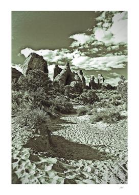 Arches Soft Sand Path