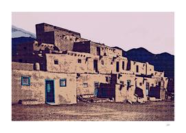 Pueblos New Mexico