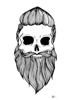 Bearded Skull – 9th Wonder