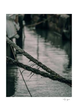 Old Sailing Ropes