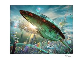 Futurama3d Shuttle 4