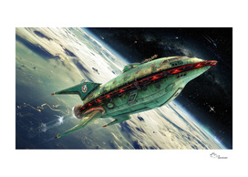 Futurama3d Shuttle