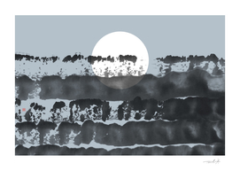 Hidden Moon n° 5 (Behind The Horizon)