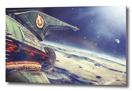 Futurama3d Shuttle 3