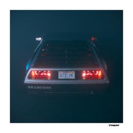 DeLorean Outta Time