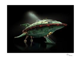 Futurama3d Shuttle studio