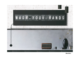 Wash your Hands - Fight the Epidemic