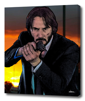 John Wick - Indestructible!