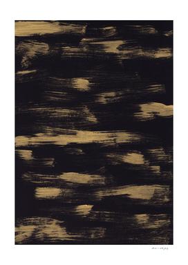 Brushstrokes Abstract Minimalism #3 #minimal #decor #art
