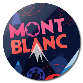 Mont-Blanc Blues