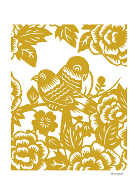 LOVEBIRDS CORN