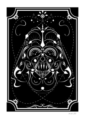 Darth Vader On Acid