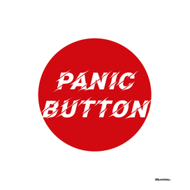 Panic Button - Red Dot