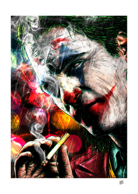 Smoking Joker Pt.3