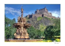 Edinburgh Castle 9082
