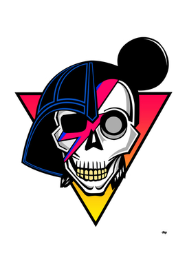 Darth Mickey Vader Mouse Bowie