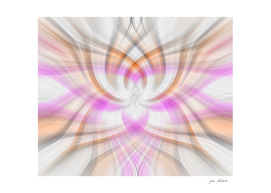 Pink tartan Abstract