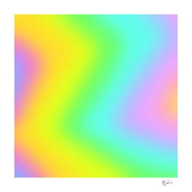 Wavy Rainbow Gradient