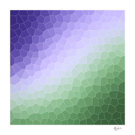 Purple And Green Dragon Scales