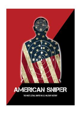 American Sniper - Alternative Movie Poster