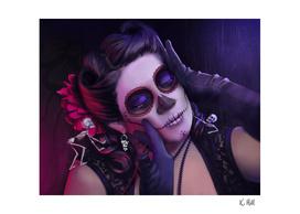 Dia de los Muertos (Day of the Dead) - Rita