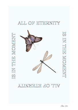 Every moment is eternity