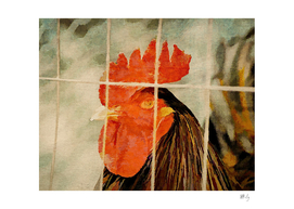 Vintage Farmhouse Rooster