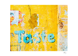 Taste of Graffiti