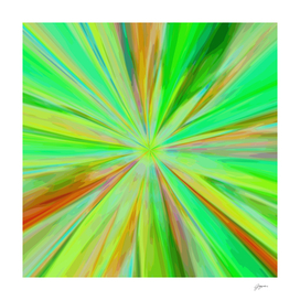 Self - multicolor 3d line pattern
