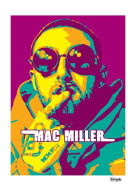 Mac Miller v1 Pop Art