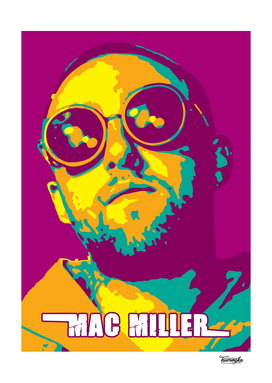 Mac Miller v2 Pop Art