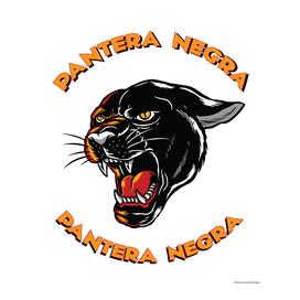 Pantera negra black panter