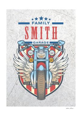 Smith Family Garage Motor