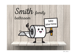 Smith Family Bathroom