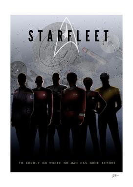Legendary Captains of Star Fleet