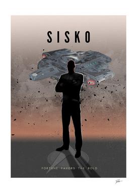 Captain Sisko