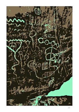 Red Rock Petroglyph