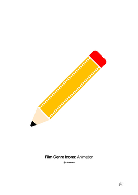 Animation Film Genre Icon