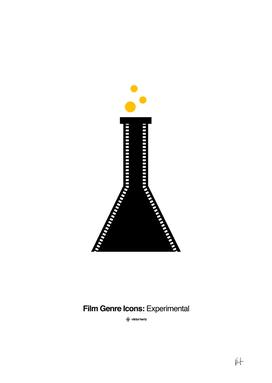 Experimental Film Genre Icon