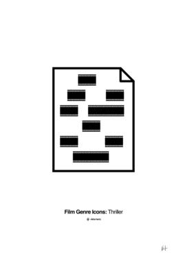 Thriller Film Genre Icon