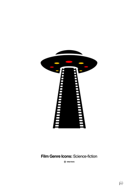 Science-fiction Film Genre Icon