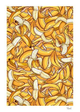 Yellow banana dream