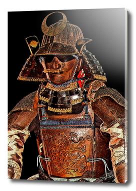 Mask Samurai.