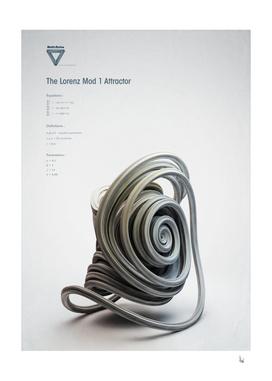 The Lorenz Mod 1 Attractor