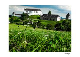 Old Castle landscape- PTUJ