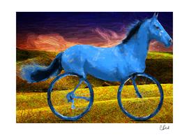 Horse bike