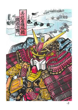 Gundam samurai