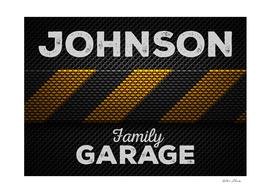Johnson Family Garage Dark